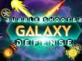 Játékok Bubble Shooter Galaxy Defense