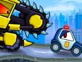 Játékok Car Eats Car: Evil Cars