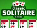 Játékok Classic Solitaire Deluxe