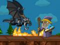 Játékok Dragon vs Mage