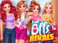 Játékok From BFFs To Rivals