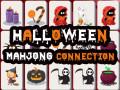 Játékok Halloween Mahjong Connection