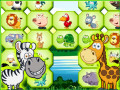 Játékok Jungle Mahjong Deluxe