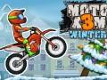 Játékok Moto X3M 4 Winter