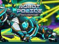 Játékok Robot Police Iron Panther