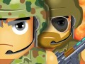 Játékok Soldiers Combat