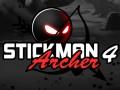 Játékok Stickman Archer 4