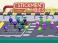 Játékok Stickmen vs Zombies