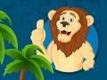 Játékok Strong Lions Jigsaw