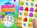 Játékok Sugar Heroes